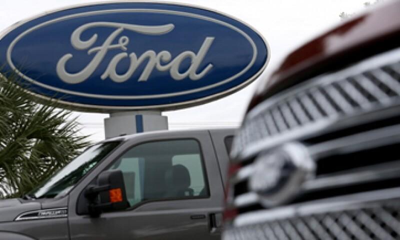La empresa Ford dice estar posicionada para responder en tiempo real al escenario económico en esos países. (Foto: Getty Images)