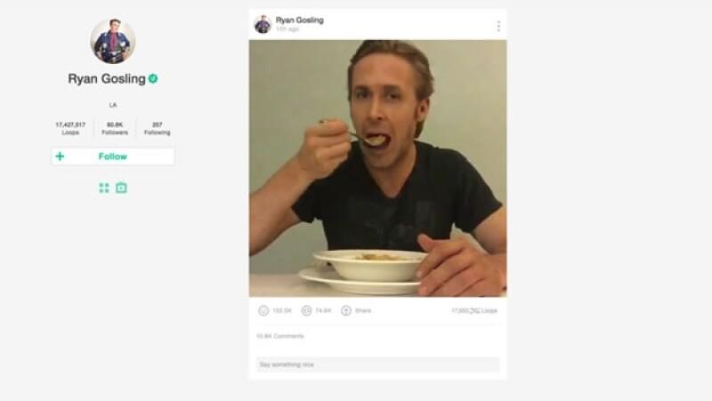 El actor ofreció sus condolencias a la familia de un joven escocés fallecido que creó uno de los memes más populares de 2013.