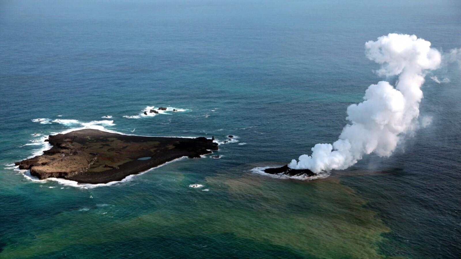 islas Niijima fusion Japón 1