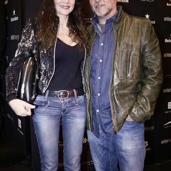 Elisa Cornejo y Gerardo Zamora