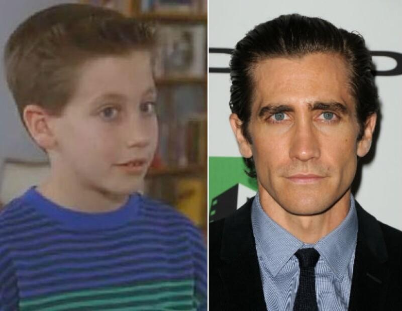 "Jake Gyllenhaal debutó en la cinta ""City Slickers"" en 1991."