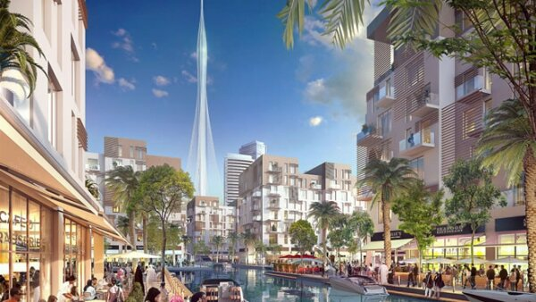 Calatrava Dubái 02