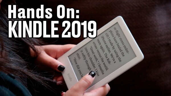 HANDS ON KINDLE
