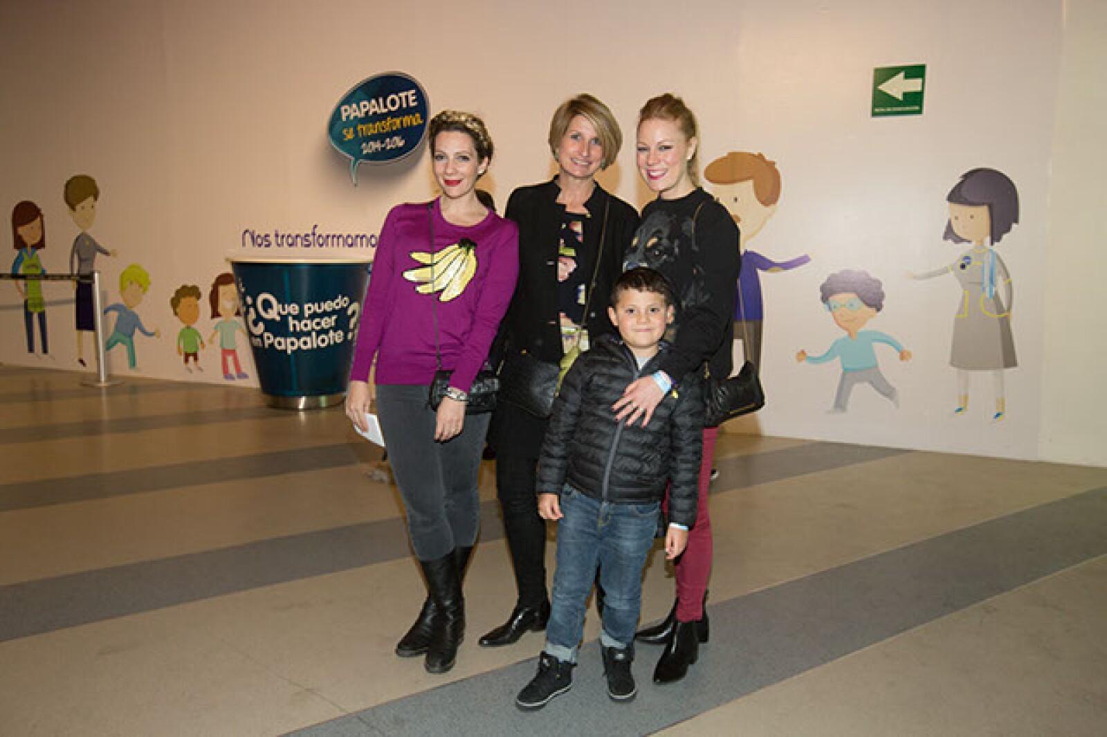 Zarina Rivera,Dolores Biestegui,Daniela Magún,Liam Chernitsky