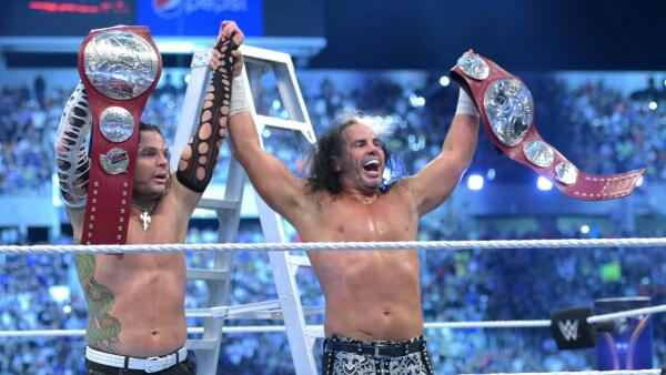 Jeff y Matt Hardy
