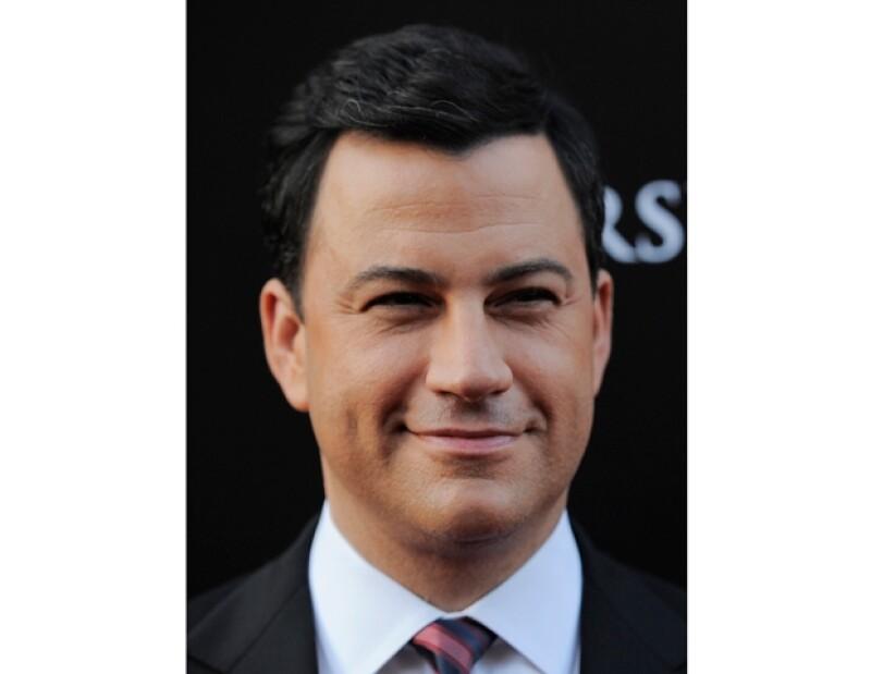 Comediante, escritor y burlón por naturaleza, ese es Jimmy Kimmel.
