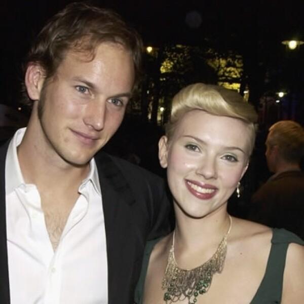 Patrick Wilson y Scarlett Johansson