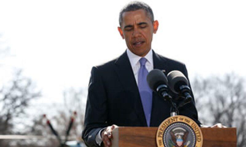 El presidente de EU, Barack Obama y funcionarios de la UE se reunirán en Bruselas.  (Foto: Reuters)