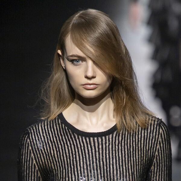 PFW-Paris-Fashion-Week-Runway-Pasarela-Beauty-Look-Belleza-Saint-Laurent