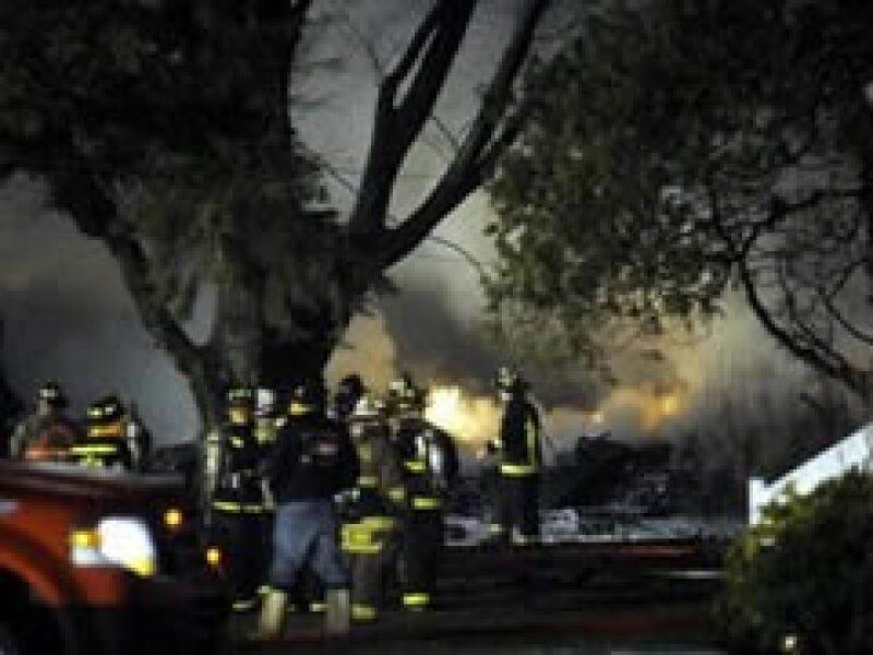 Cuarenta y nueve personas murieron en el accidente registrado la noche del jueves. (Foto: Reuters)