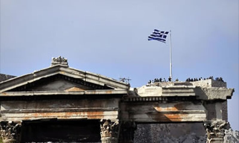 Analistas afirman que un cese de pagos griego ya ha sido anticipado por el mercado. (Foto: ap)