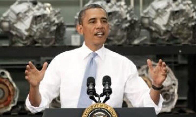 El lunes Obama visitará una planta en Carolina del Norte, estado por el cual podría tener que pelear duro en su campaña por la reelección de 2012. (Foto: AP)
