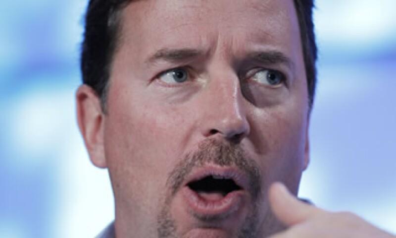 Thompson abandonó eBay, donde era jefe de PayPal, para tomar el timón de Yahoo a principios de enero. (Foto: AP)