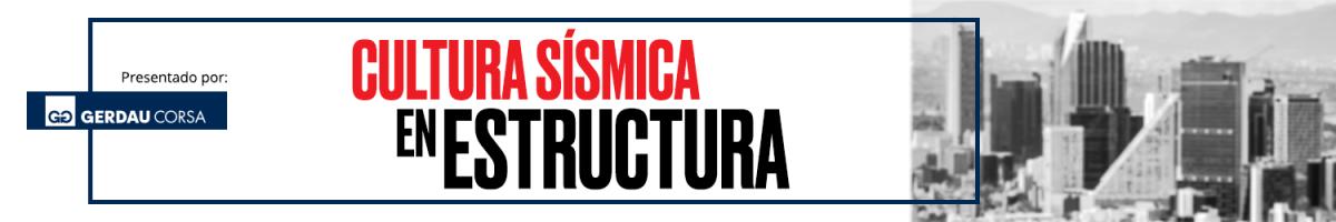 Cultura sísmica en estructura / header-banner