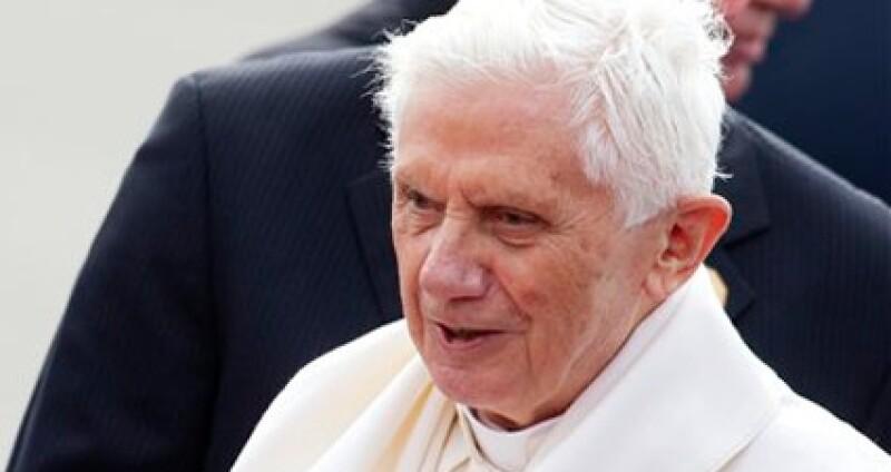 Benedicto XVI, de origen alemán, formó parte de la juventud hitleriana en su adolescencia, al igual que muchos niños de la época en la Alemania nazi.