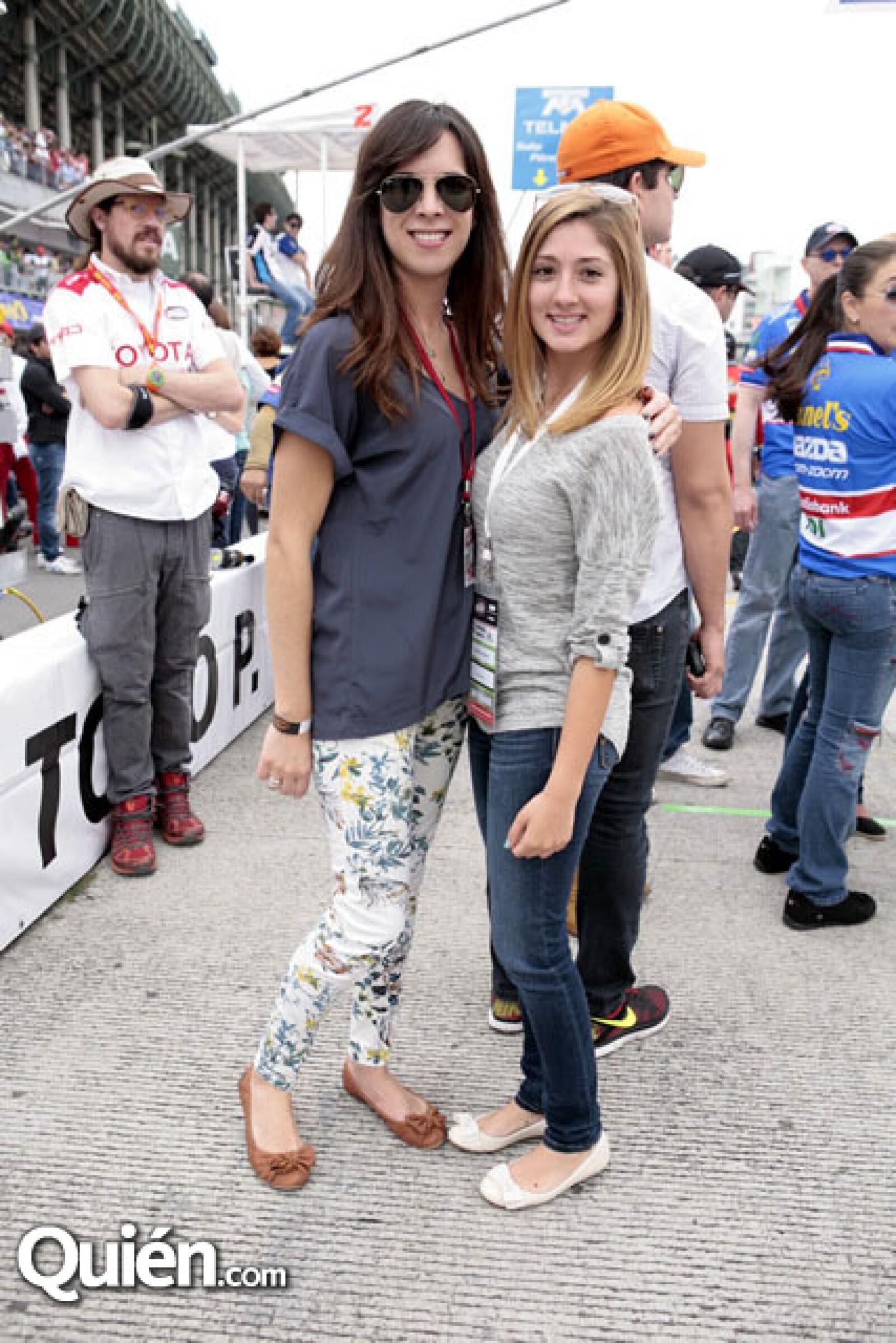 Daniela García,Regina Calleja