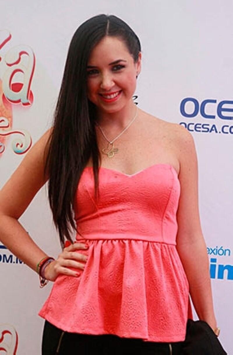 La actriz aseguró a la agencia Notimex que pretende casarse los primeros meses del próximo año para después buscar ser madre.