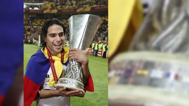 Radamel Falcao Atlético de Madrid