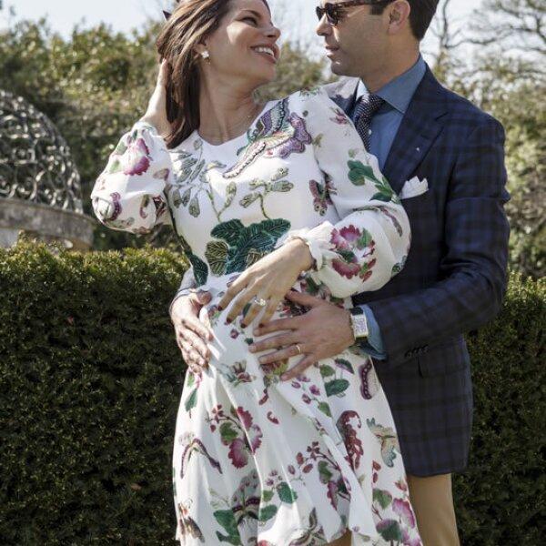 Bárbara Coppel y Alejandro Hank
