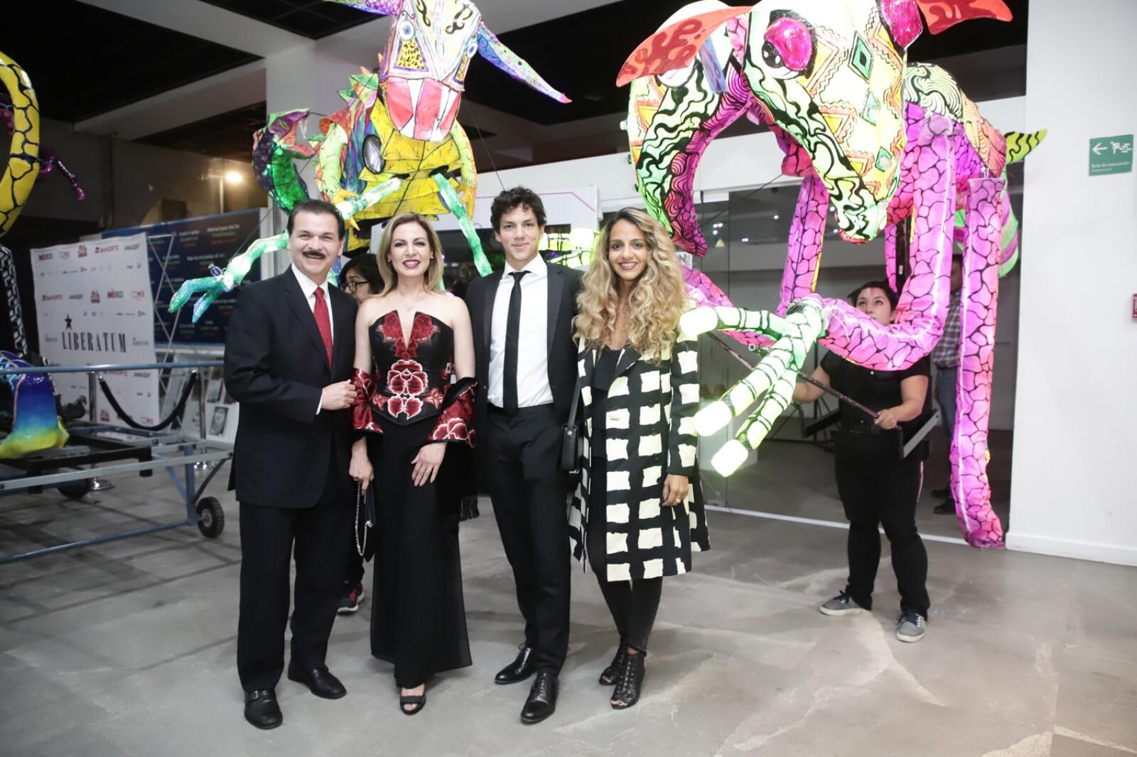 Inauguración Liberatum en el Museo de Arte Popular