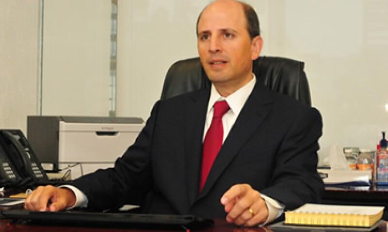 El Secretario Ejecutivo del IPAB, Lorenzo Meade, destacó que la reforma financiera fortalece aún más el marco jurídico de México para enfrentar mejor una eventual crisis.  (Foto: Cortesía del IPAB))