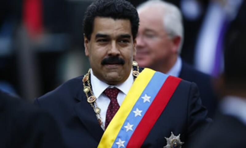 Maduro ratificó en su cargo al ministro de Petróleo y Minería, Rafael Ramírez. (Foto: Reuters)