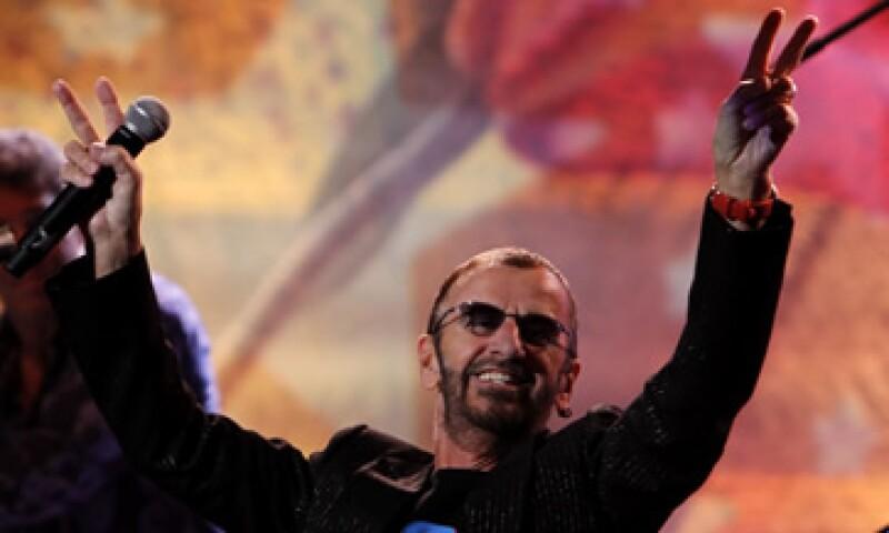Ringo Starr también publicó este miércoles un libro electrónico titulado Photograph, de forma exclusiva para la iBookstore de Apple. (Foto: AP)