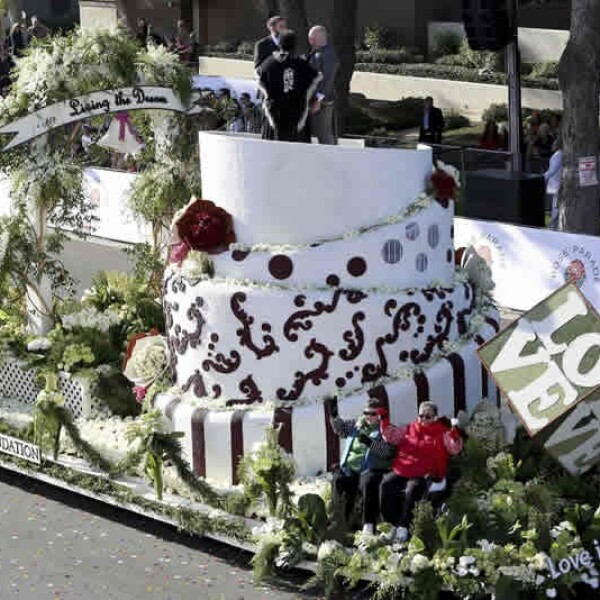 Desfile de las Rosas 2014 9