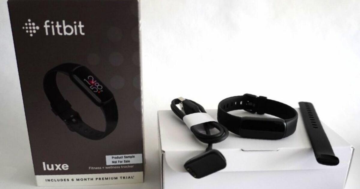 Reseña: Fitbit Luxe, el smartwatch que combina lujo con ejercicio