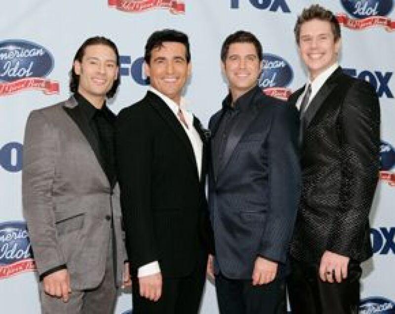 El cuarteto iniciará una gira mundial a partir de febrero de 2009.