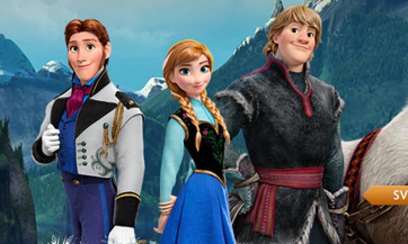 Las acciones de Disney subieron a 72.81 dólares en las operaciones al cierre del mercado. (Foto: tomada de http://movies.disney.com/frozen)