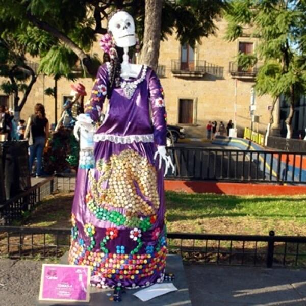 Catrinas exposición en Guadalajara 2010 109