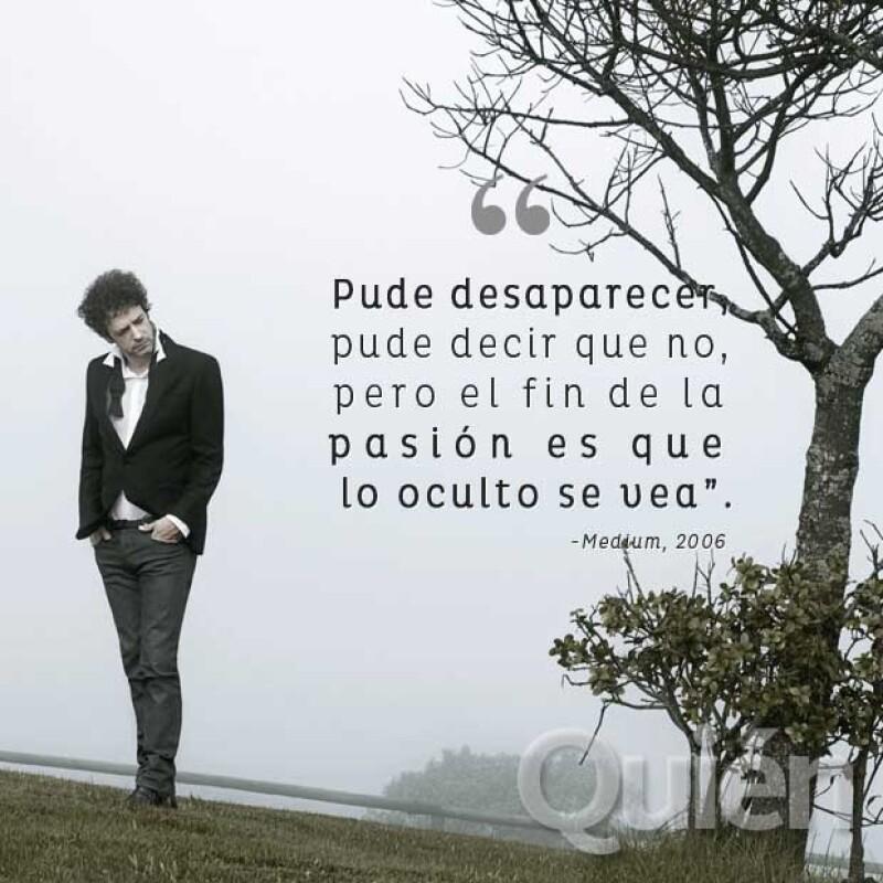 10 Frases De Amor Y Pasion De Gustavo Cerati