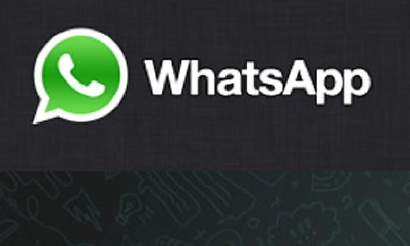 El cobro de la anualidad aplicará para usuarios de dispositivos Apple y Android.  (Foto: Tomada de whatsapp.com)