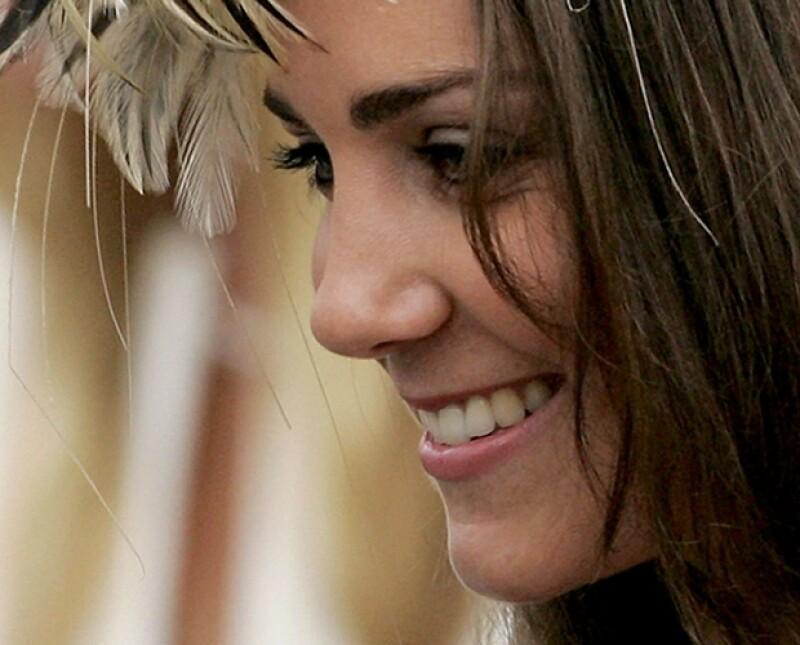 Kate, quien prefiere ser llamada Catherine, se ha convertido en un ícono de estilo.
