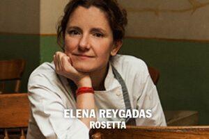 La chef Elena Reygadas formará parte de los speakers de WDCD Mexico City