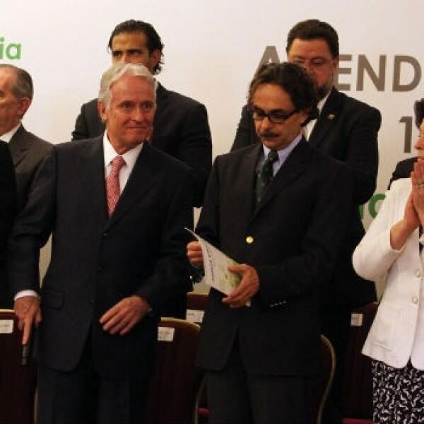Gabriel Quadri en foro de seguridad, mexico sos