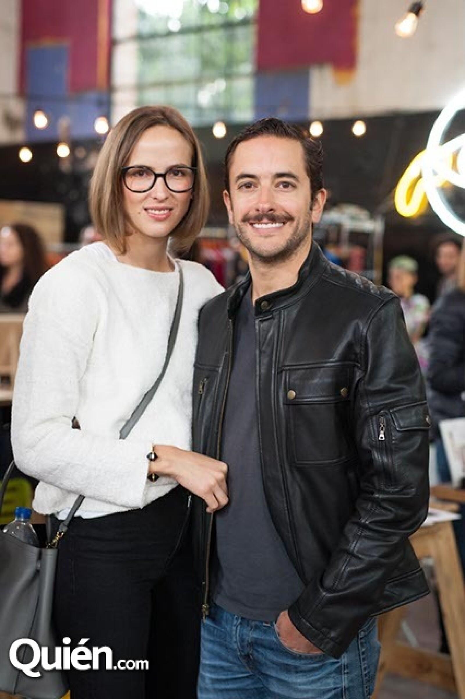 Ignacio y Mónica Armida