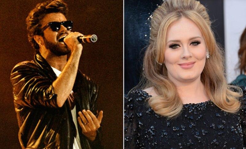 Para su 27 aniversario, la cantante decidió transformarse de la manera más inesperada en George Michael.