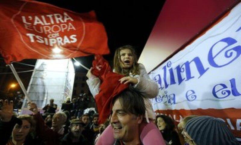Según cifras preliminares, Syriza obtendría hasta 151 de los 300 escaños en el Parlamento. (Foto: Reuters )
