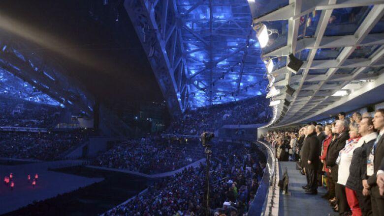El presidente de Rusia, Vladimir Putin, fue el encargado de inaugurar oficialmente los Juegos Olímpicos de Invierno.