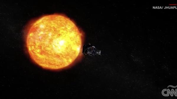 Esta sonda rompe el récord de cercanía al Sol