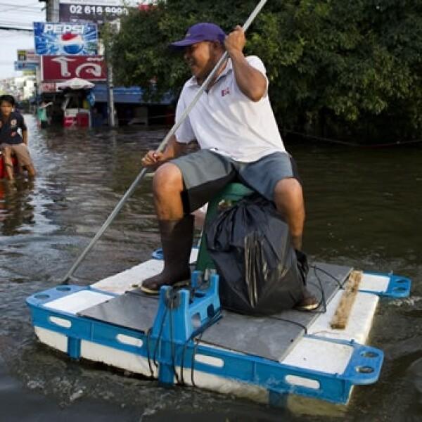 bangkok tailandia inundaciones 06