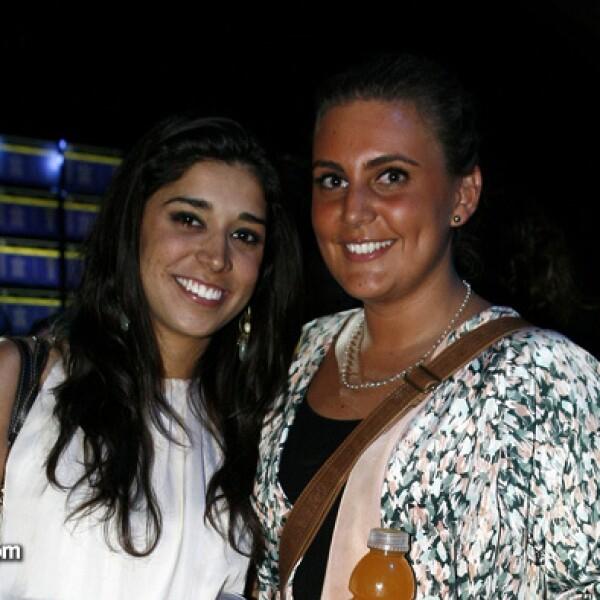 Ana López y Marilinda Serio