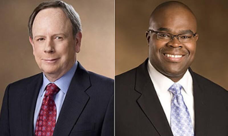 Jim Skinner dejará su puesto a Don Thompson, quien se suma a la lista de afroamericanos que dirigen una empresa. (Foto: De CNNMoney)