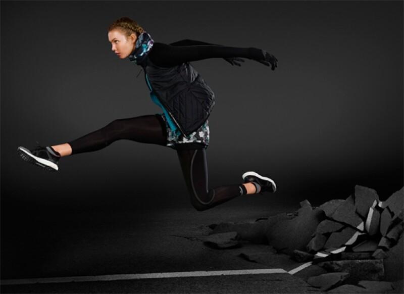 La modelo fue elegida como la nueva imagen de la campaña de Fall Winter 16
