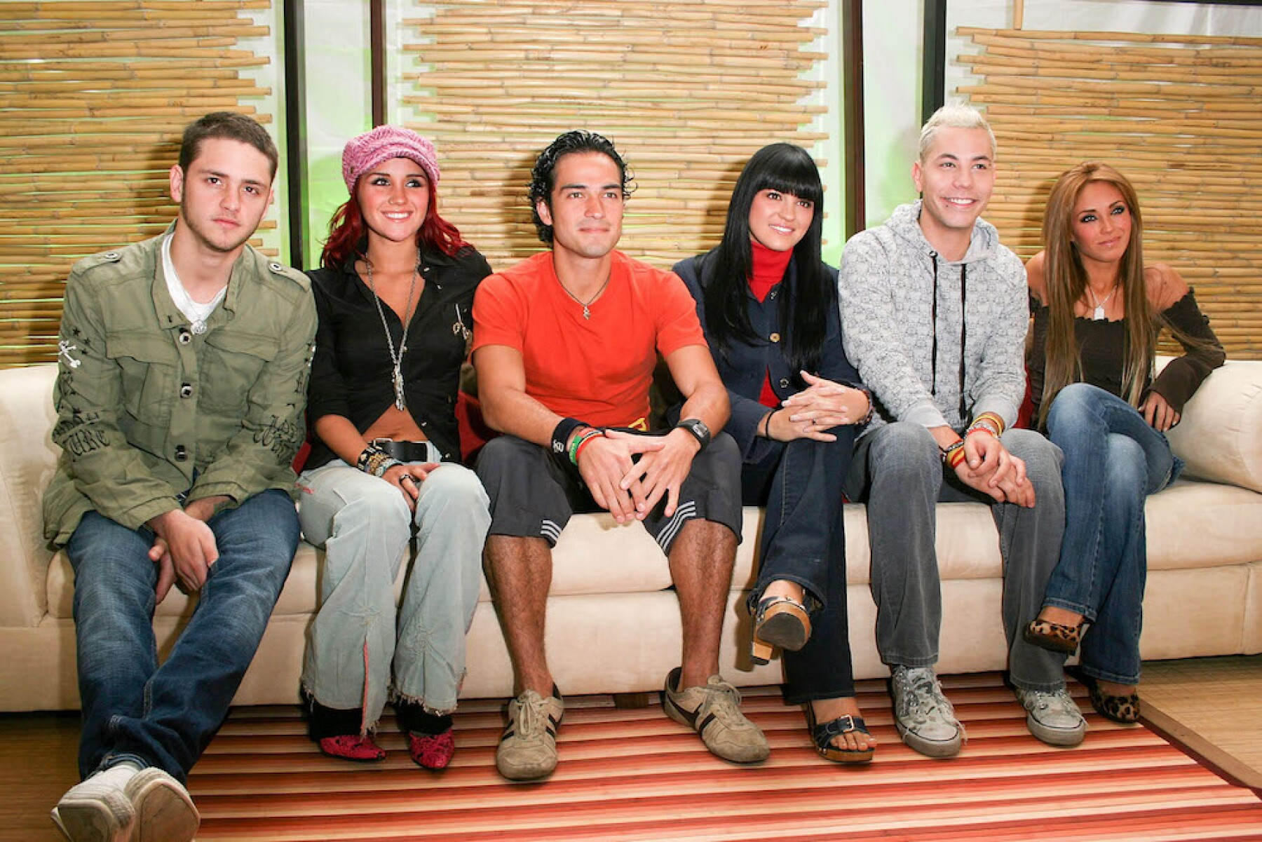 RBD Announce Their New Album Celestial Fan Edition At Their Mexico City Press Conference