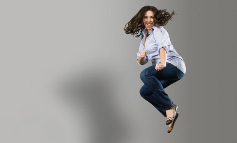 Lilia Ibarra, gerente de marca de Camiones Ligeros de Ford, es la responsable de la campaña. La estrategia es la favorita de los lectores de CNNExpansión. (Foto: Duilio Rodríguez)