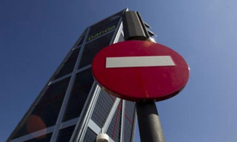 El FMI ya había informado que el 70% de la banca española gozaba de buena salud. (Foto: Reuters)