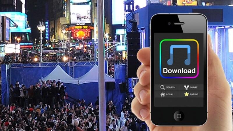 Aplicación conecta fans con bandas